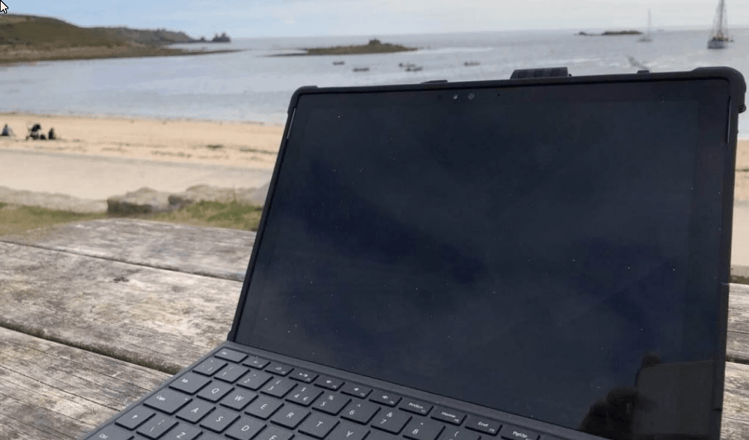 transport software - work from anywhere