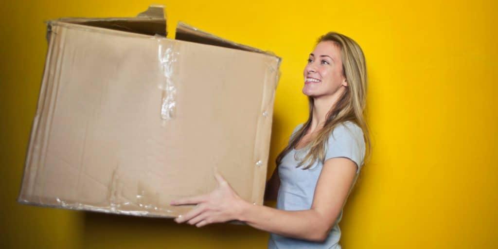 people aren't parcels