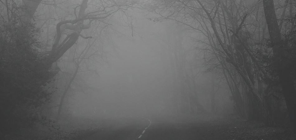 ghost road most haunted road creepy transport